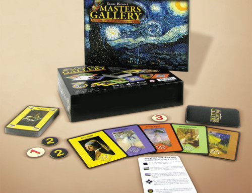 Masters Gallery Card Game