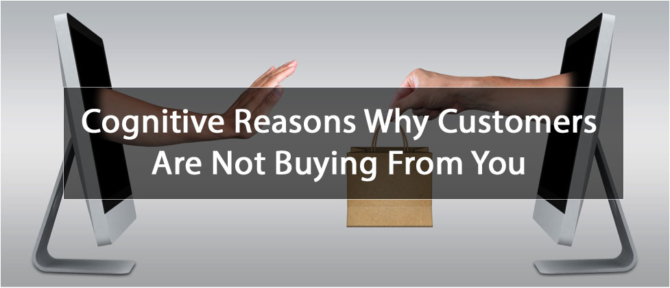 why customers aren't buying from you