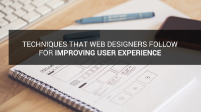 Improving User Experience