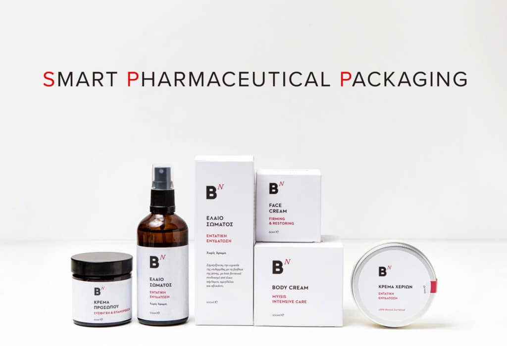 Smart pharmaceutical packaging